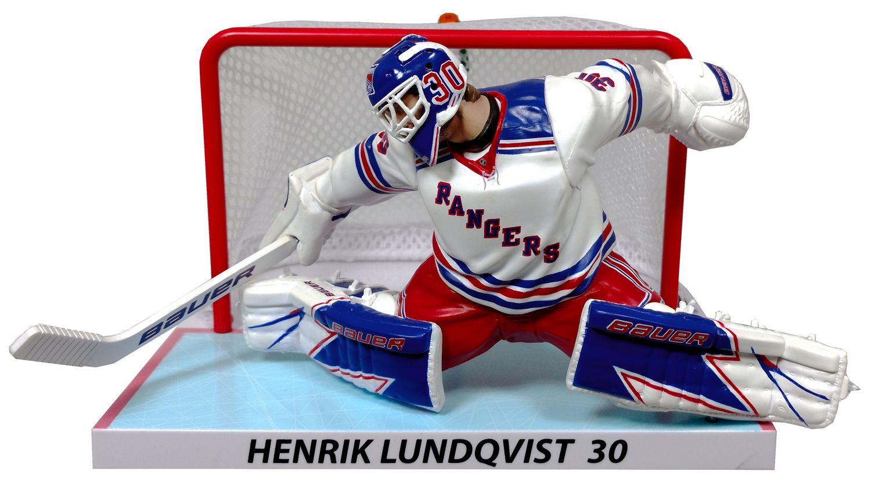 Nhl Figures Nhl Figure 6 Henrik Lundqvist New York Rangers