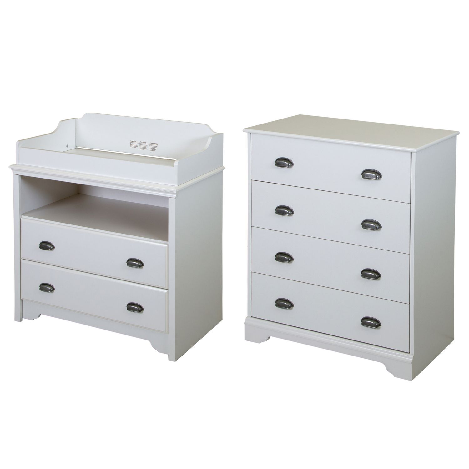 with tray changing white designs design image table removable best drawers of oo