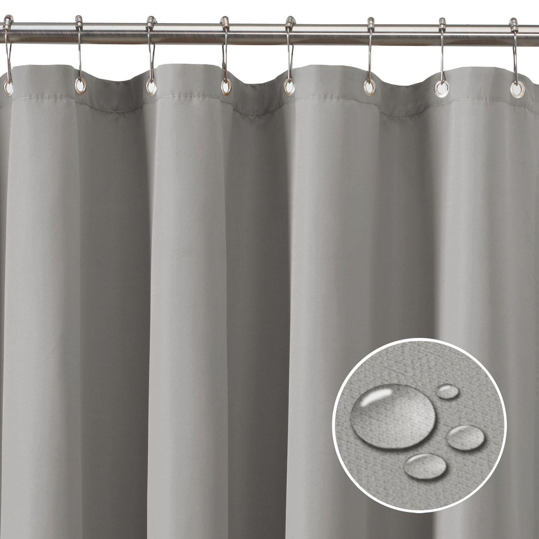 Mainstays Waterproof Fabric Shower Liner