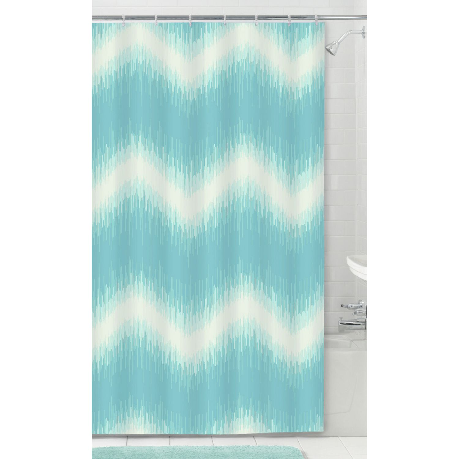 Mainstays Fabric Shower Curtain | Walmart Canada