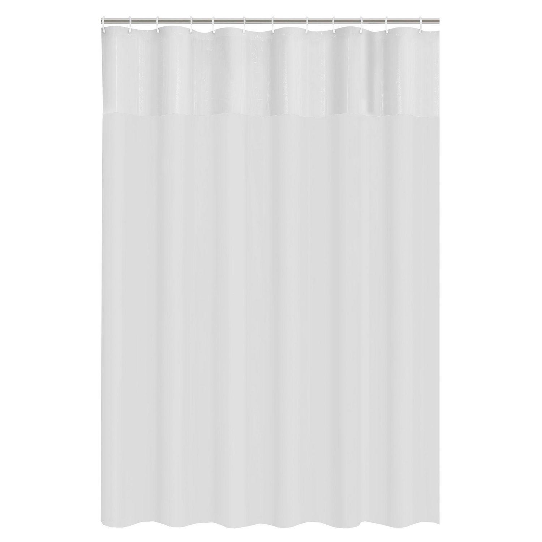 Under the sea peva shower curtain blue walmart com - Mainstays Clear View Peva Shower Liner
