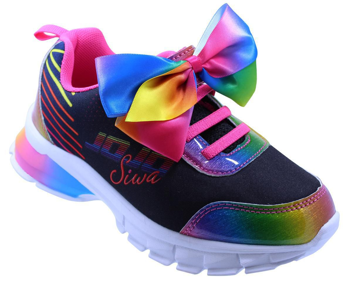 Lighted Jojo Siwa Athletic Shoes for
