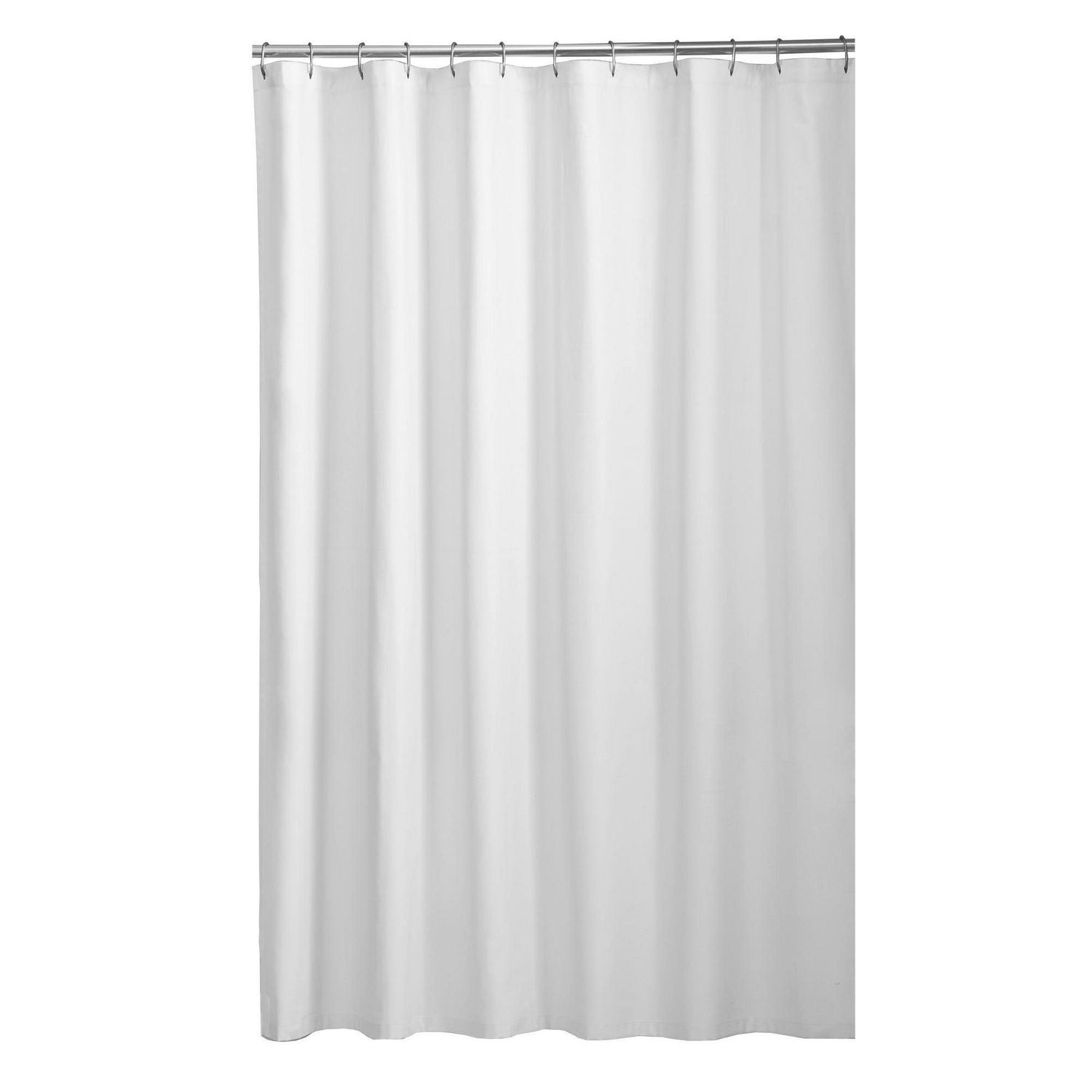 Black and white monogrammed shower curtain - Black And White Monogram Shower Curtain Cheap Mainstays Oversized Fabric Shower Liner