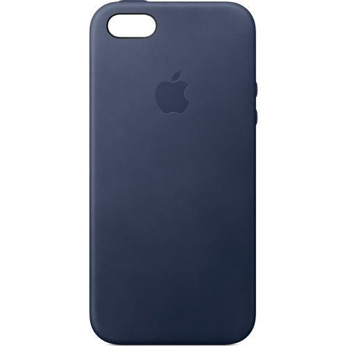 watch 5cfd8 27467 Apple iPhone 5/5s/SE Leather Case (Midnight Blue) | Walmart Canada