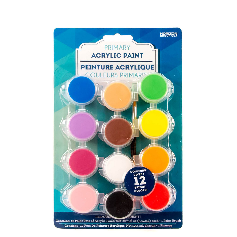 Acrylic paint top americana acrylic paint oz fliptop for Craft smart acrylic paint walmart