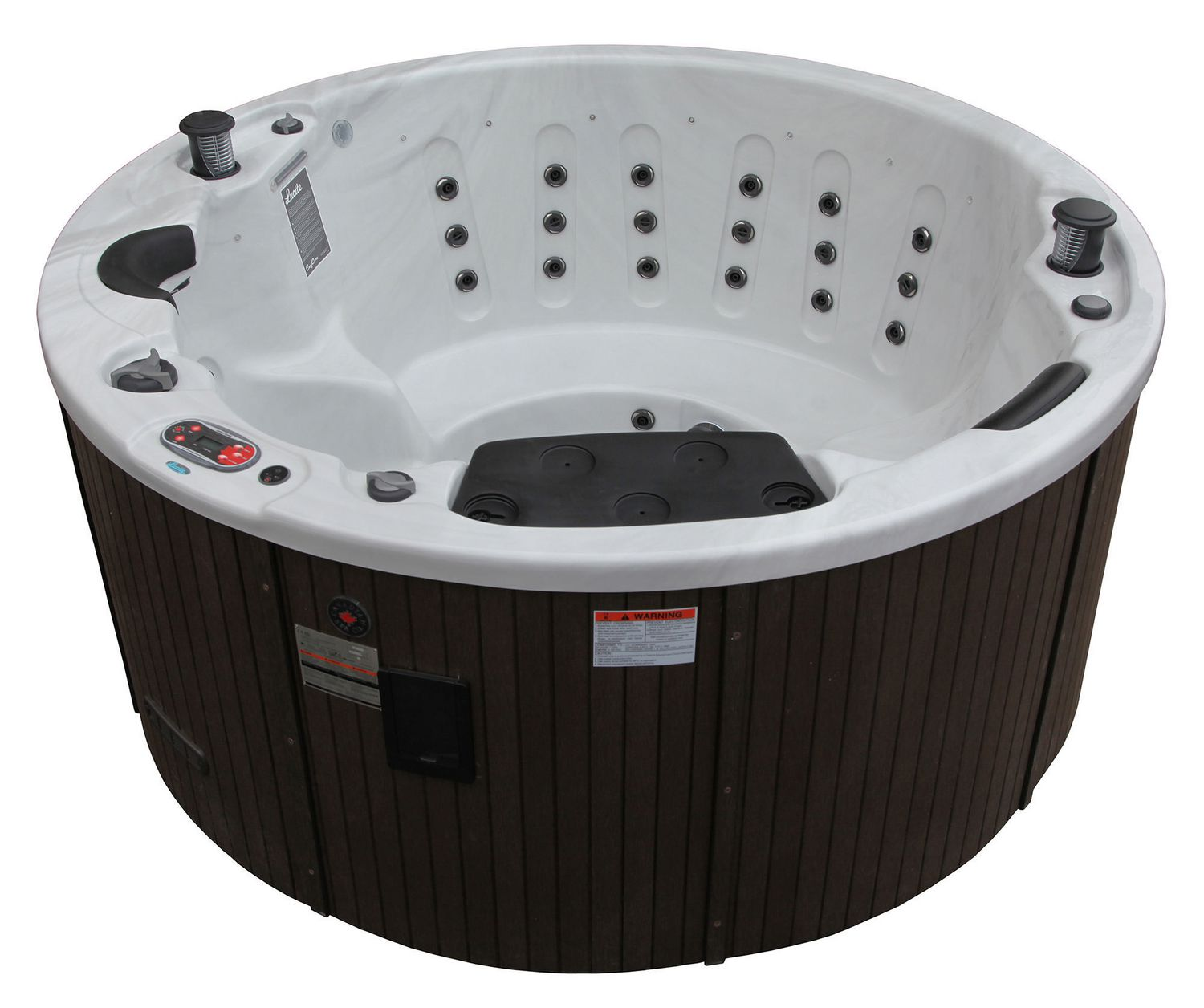 Canadian Spa Co. Ottawa 38 Jet Hot Tub | Walmart Canada