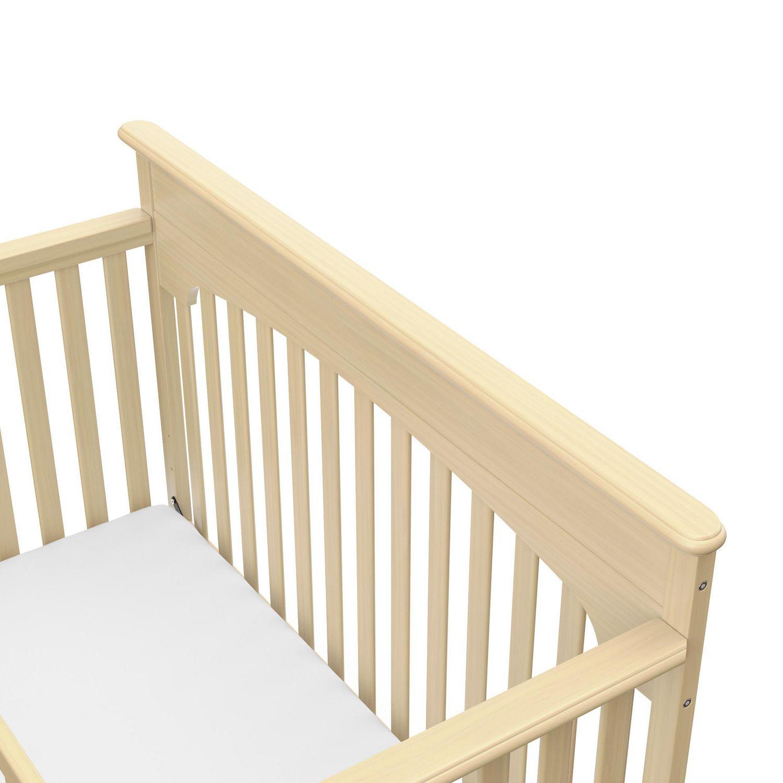 Crib for sale kelowna - Graco Lauren Wash 4 In 1 White Convertible Crib