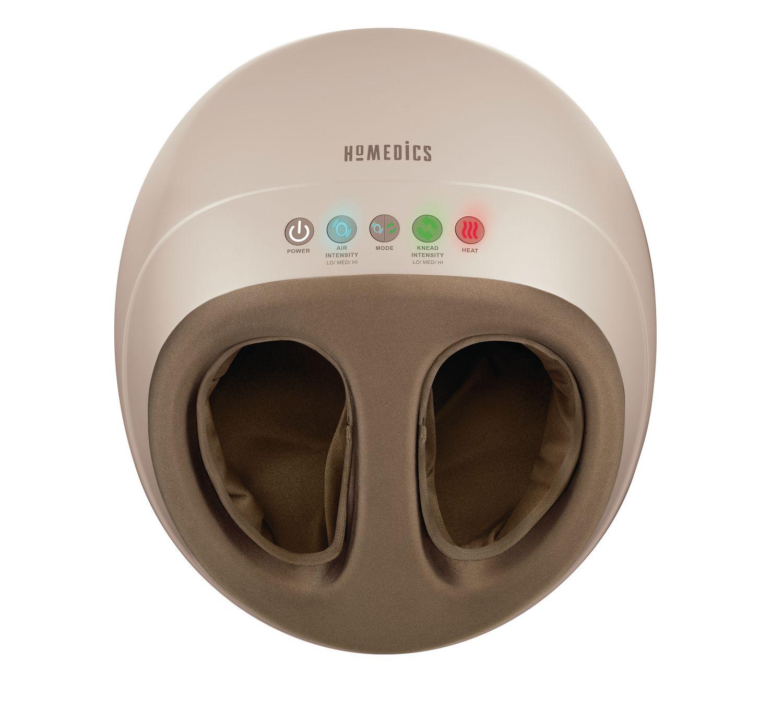 Homedics Shiatsu Air Pro Foot Massage With Heat Walmart