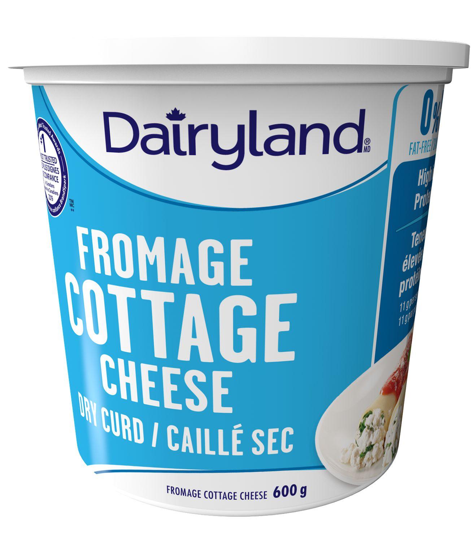 dairyland dry curd cottage cheese walmart canada