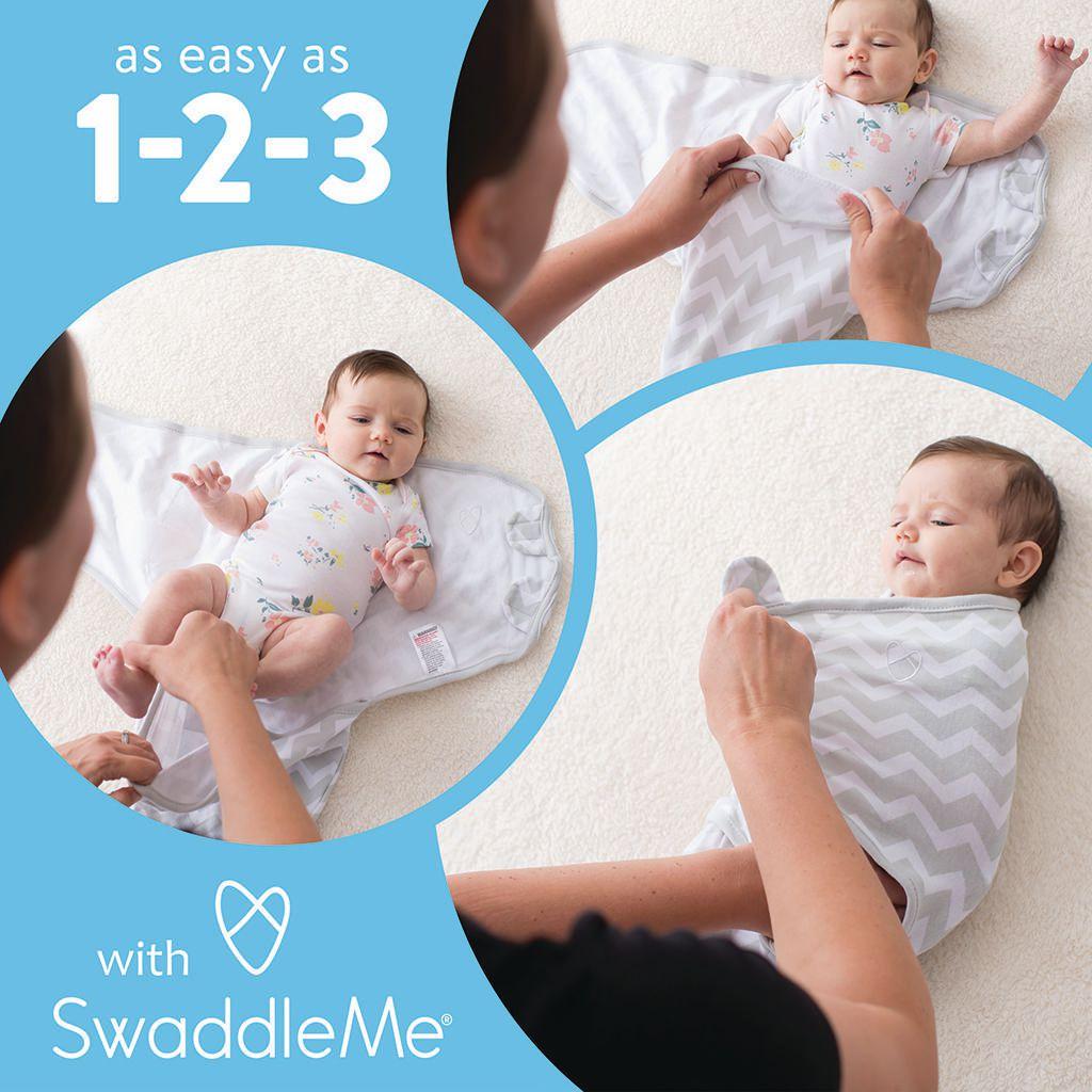 c31c11aa2a Summer Infant SwaddleMe® Pod Safari Excursion
