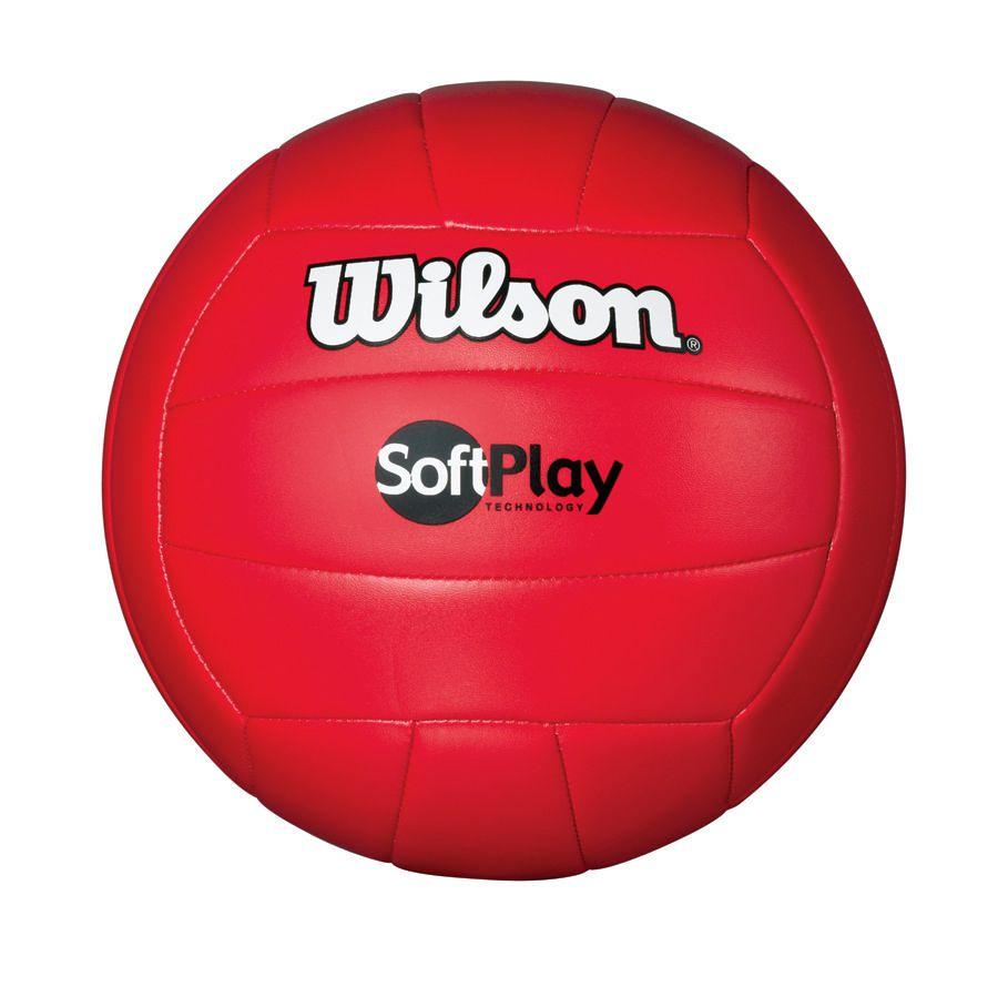 Wilson Soft Play Red Volleyball Walmart Canada