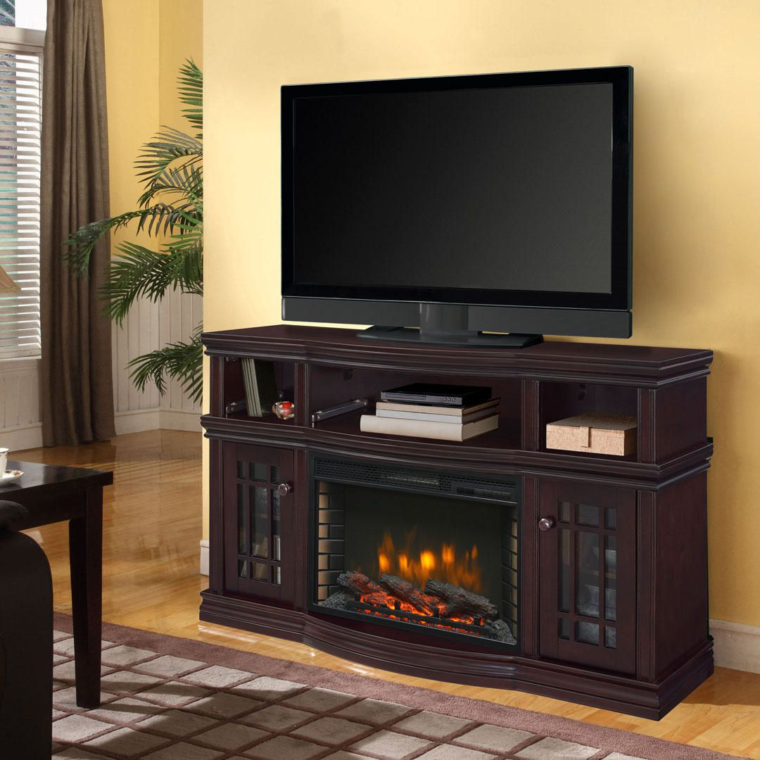 chimneyfree up multiple walmart media electric tvs colors for fireplace pin to
