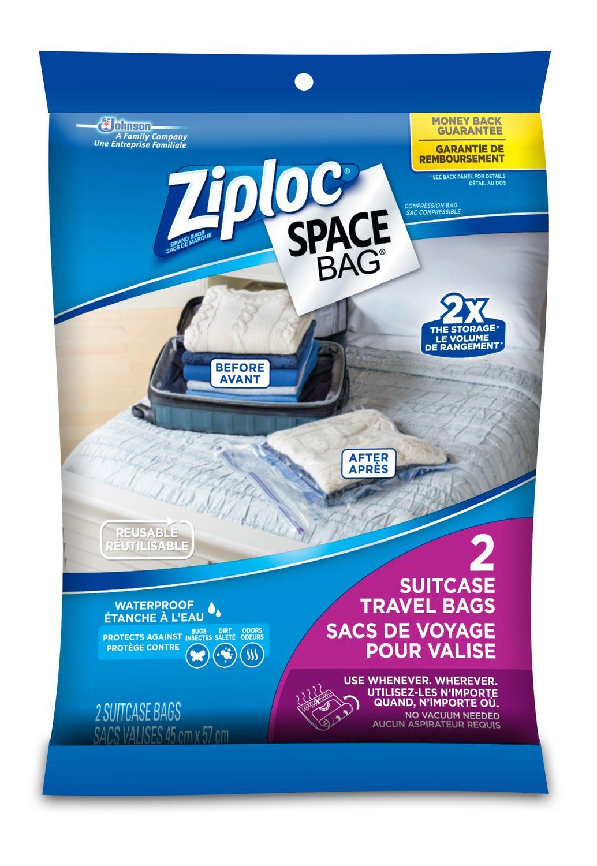 Sc Johnson And Son Ltd Ziploc Amp Circledr Brand Space Bag