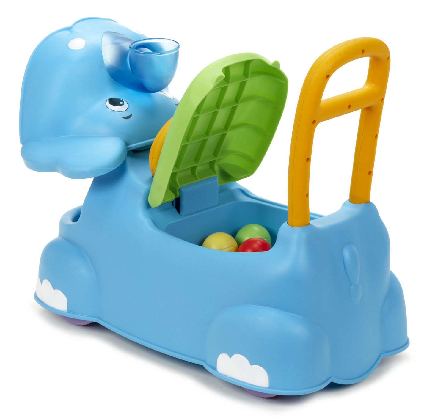 Little Tikes Scoot Around Animal Riding Toy Elephant
