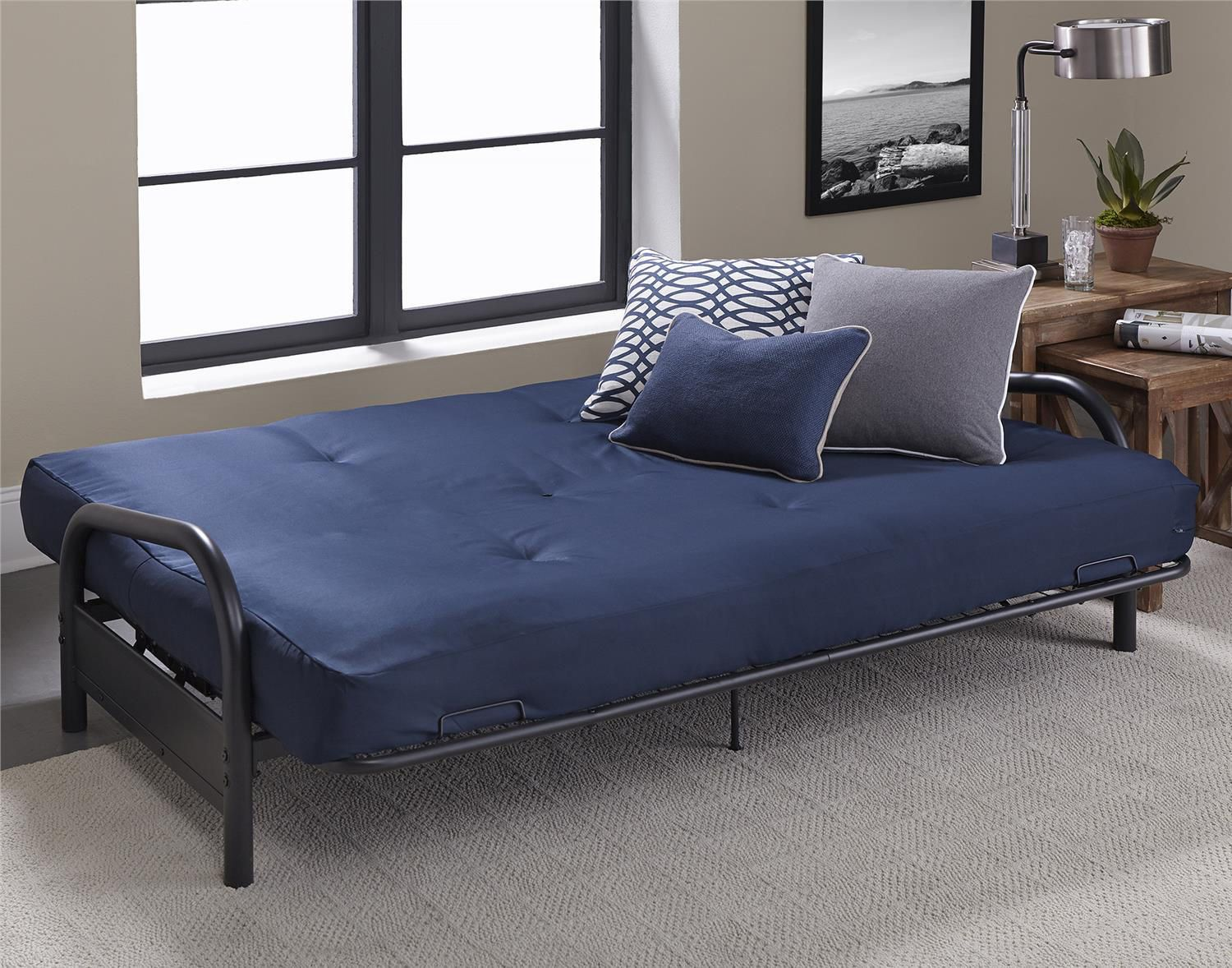 premium cheap dhp by futon top mattresses inch best coil mattress