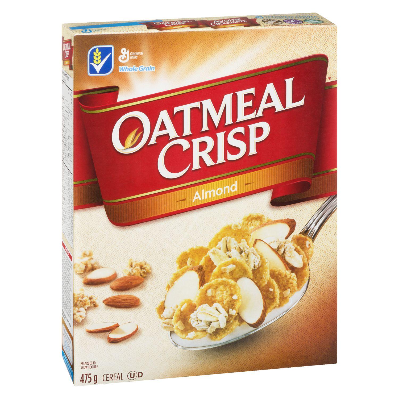 Oatmeal Crisp™ Almond Cereal