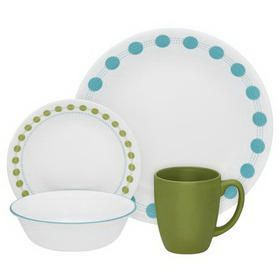 sc 1 st  Walmart Canada & Corelle® South Beach Dinnerware Set 16pc | Walmart Canada