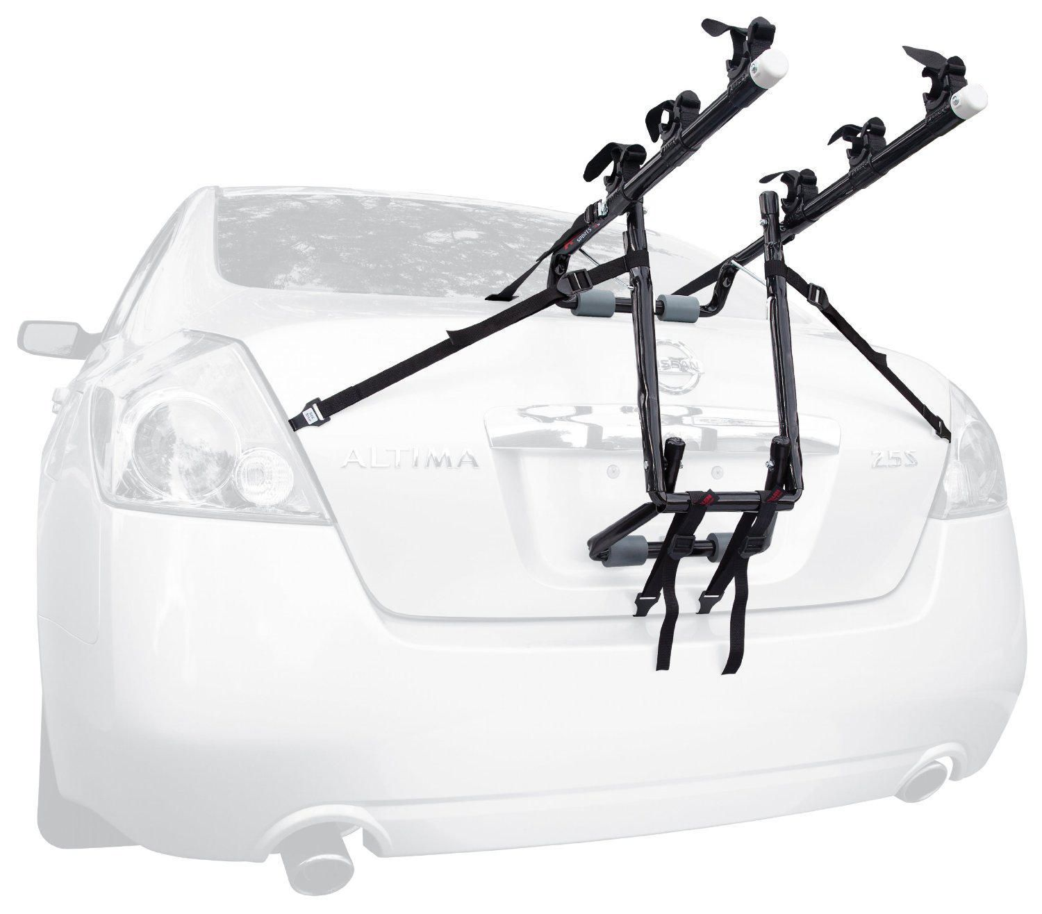 hatchback fits car bike carrier saloon rack for bicycle itm afea estate universal holder