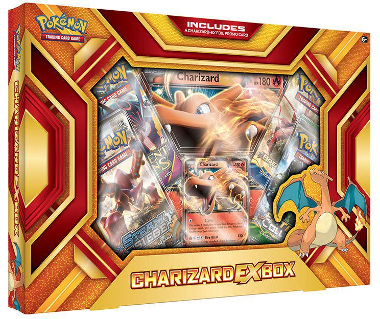 pokemon 2016 assorted ex box charizard english walmart canada