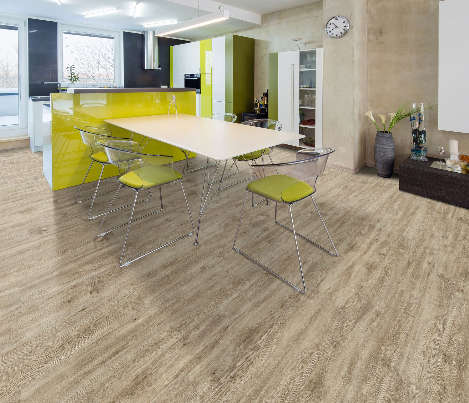 b diy m departments floors flooring bq pack q laminate concertino oak kolberg at effect prd