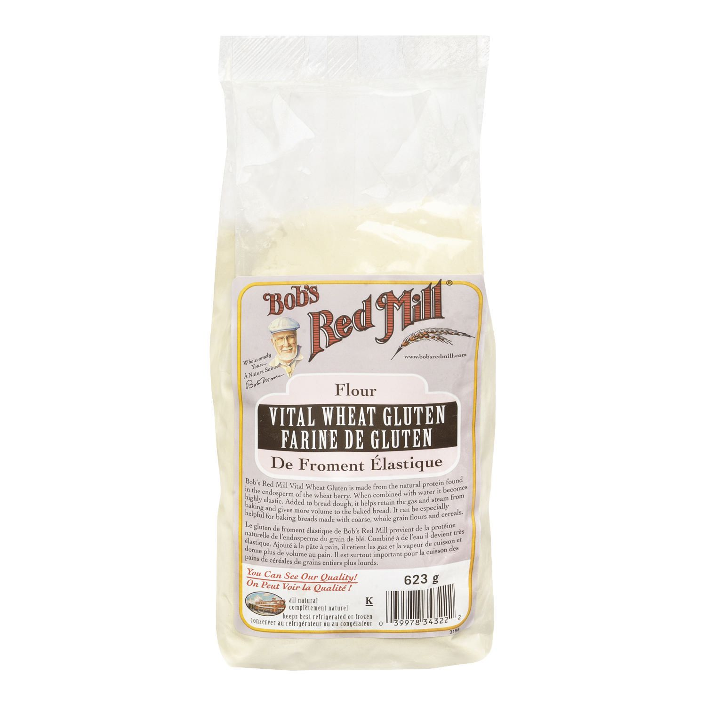 Bob's Red Mill Wheat Gluten Flour, 623 G