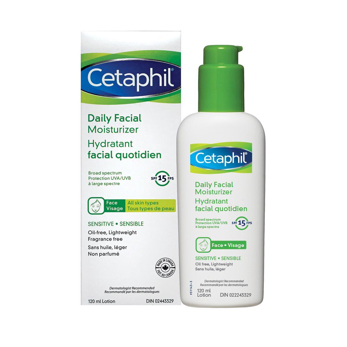 Beauty Bulletin: Cetaphil Moisturizer