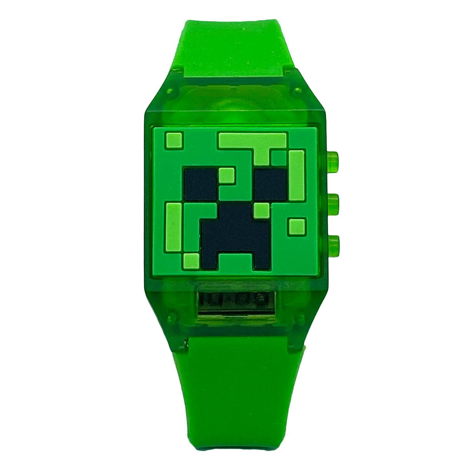 Minecraft Kids Flashing LCD watch | Walmart Canada