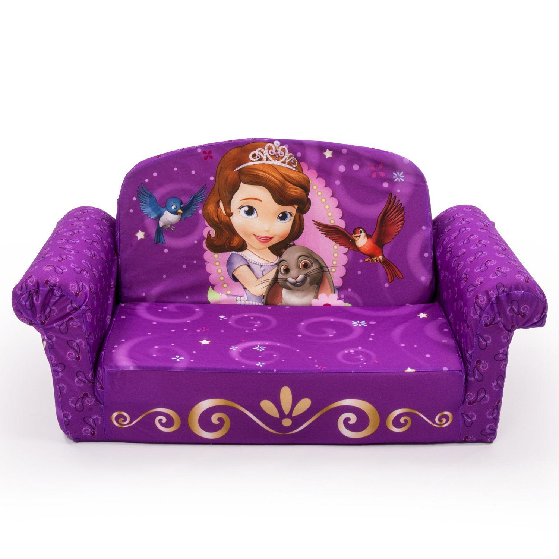 Marshmallow Furniture Marshmallow - Flip Open Sofa ...