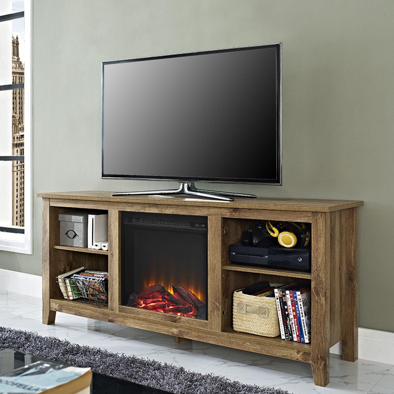 room center fireplace furniture and fair caroline dayton fireplaces console living oh type cincinnati media