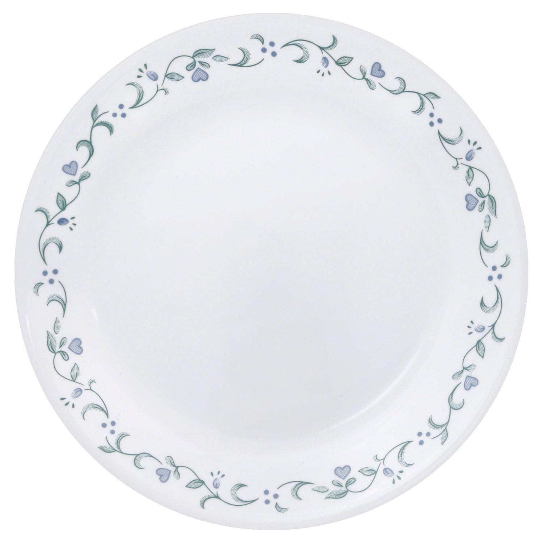 bowl country cottage dishes oz corelle plate livingware rimmed rnd cottages cor