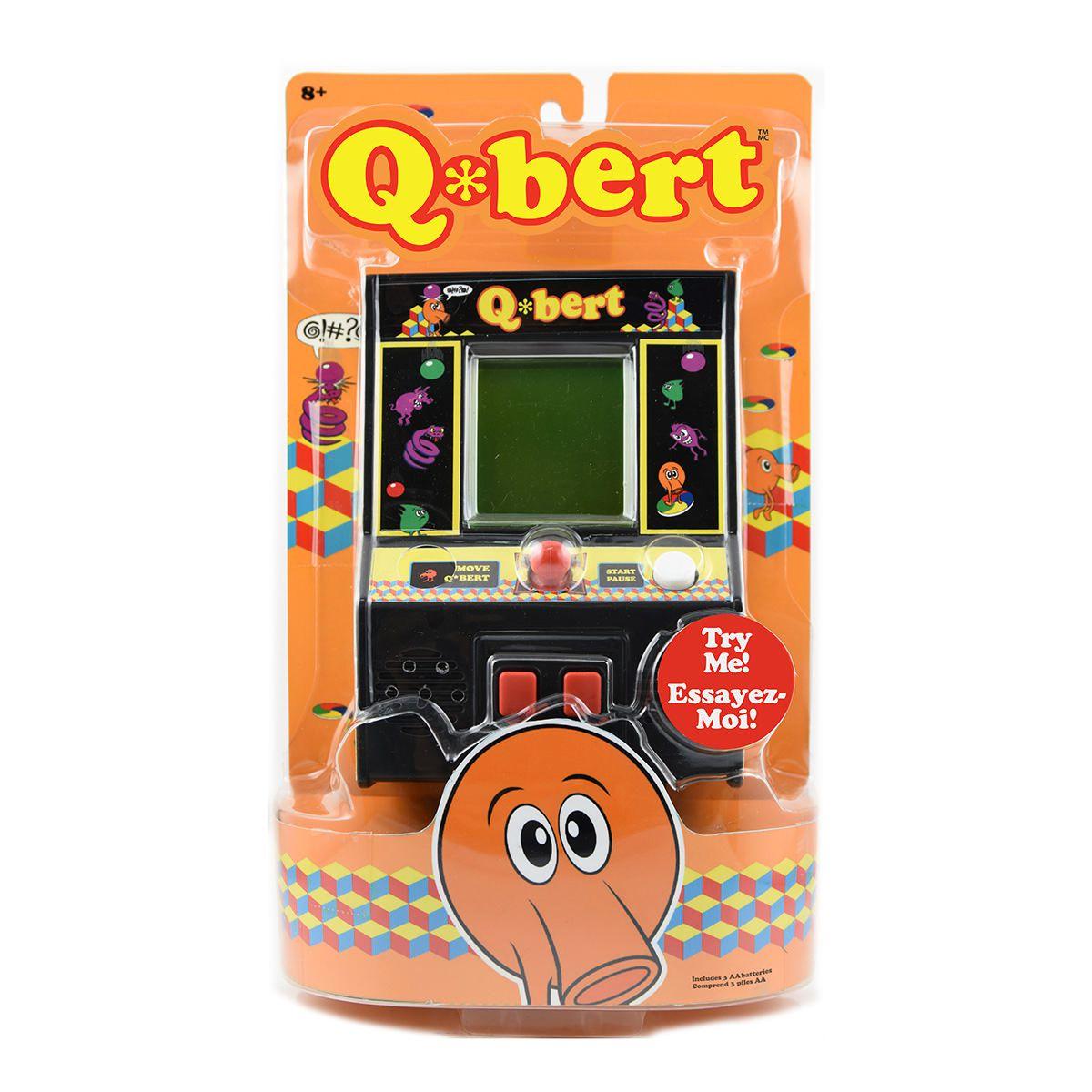 Q'Bert Mini Classic Arcade Game