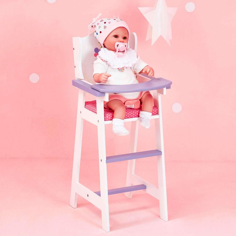 World bébé Olivia's Little pour Chaise haute poupée PwkOn80