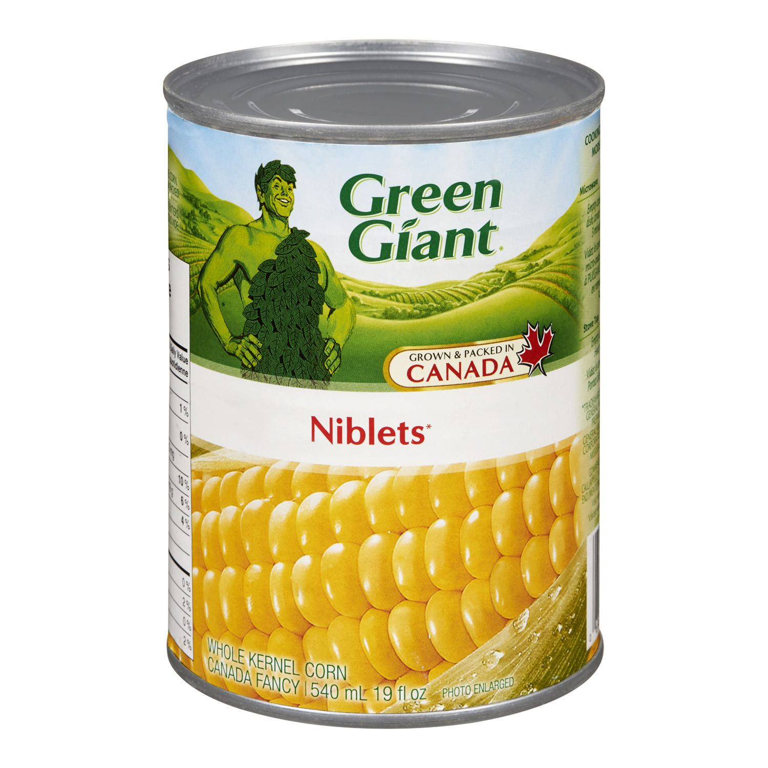 green giant canned whole kernel corn niblets walmart canada