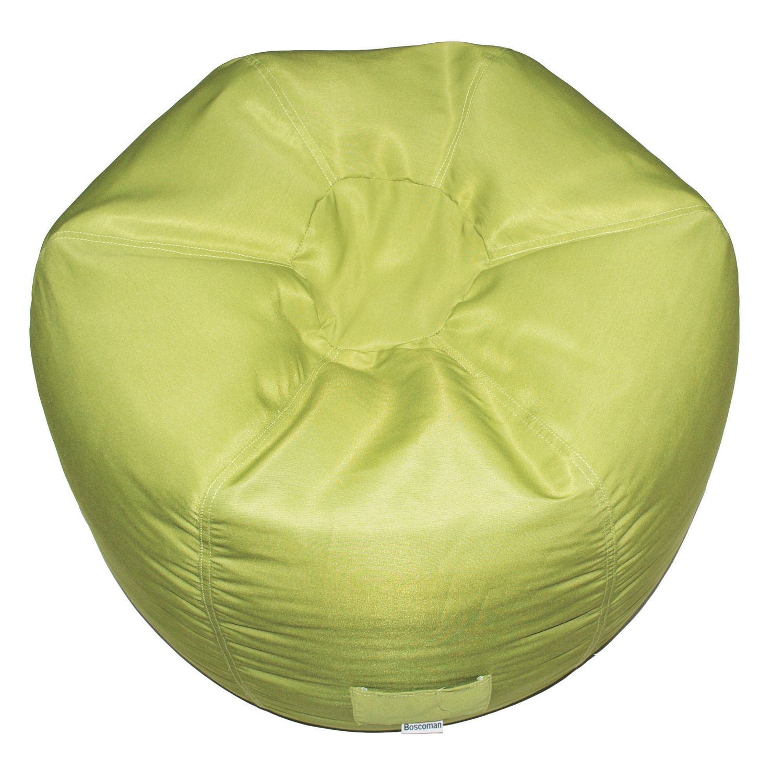 Bos an Teen Faux suede Beanbag Chair