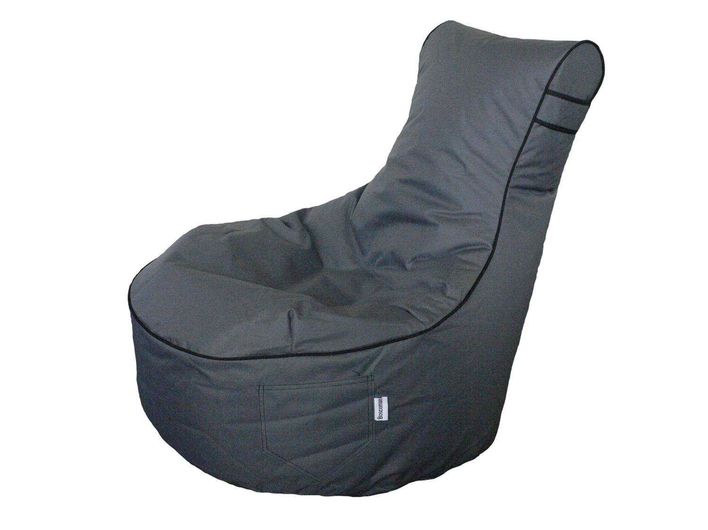 Fantastic Boscoman Fresno Outdoor Lounger Bean Bag Theyellowbook Wood Chair Design Ideas Theyellowbookinfo