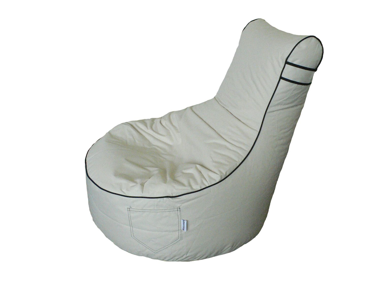 Swell Boscoman Fresno Outdoor Lounger Bean Bag Theyellowbook Wood Chair Design Ideas Theyellowbookinfo