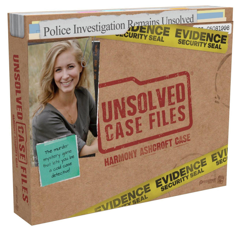 Pressman: Unsolved Case Files 1: Harmony Ashcroft Game ...