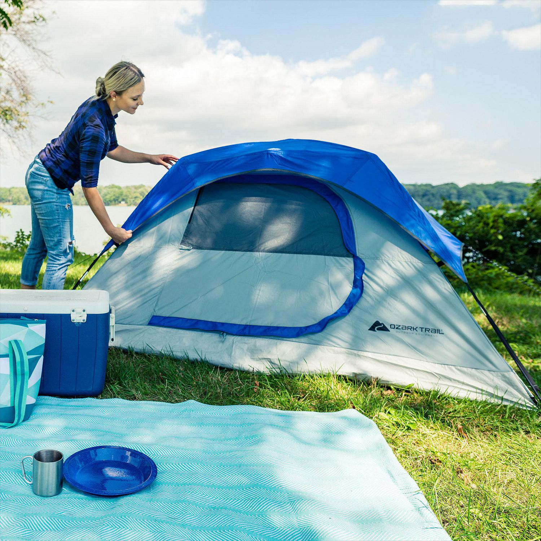 Ozark Trail Kid's Two Person Dome Tent Blue