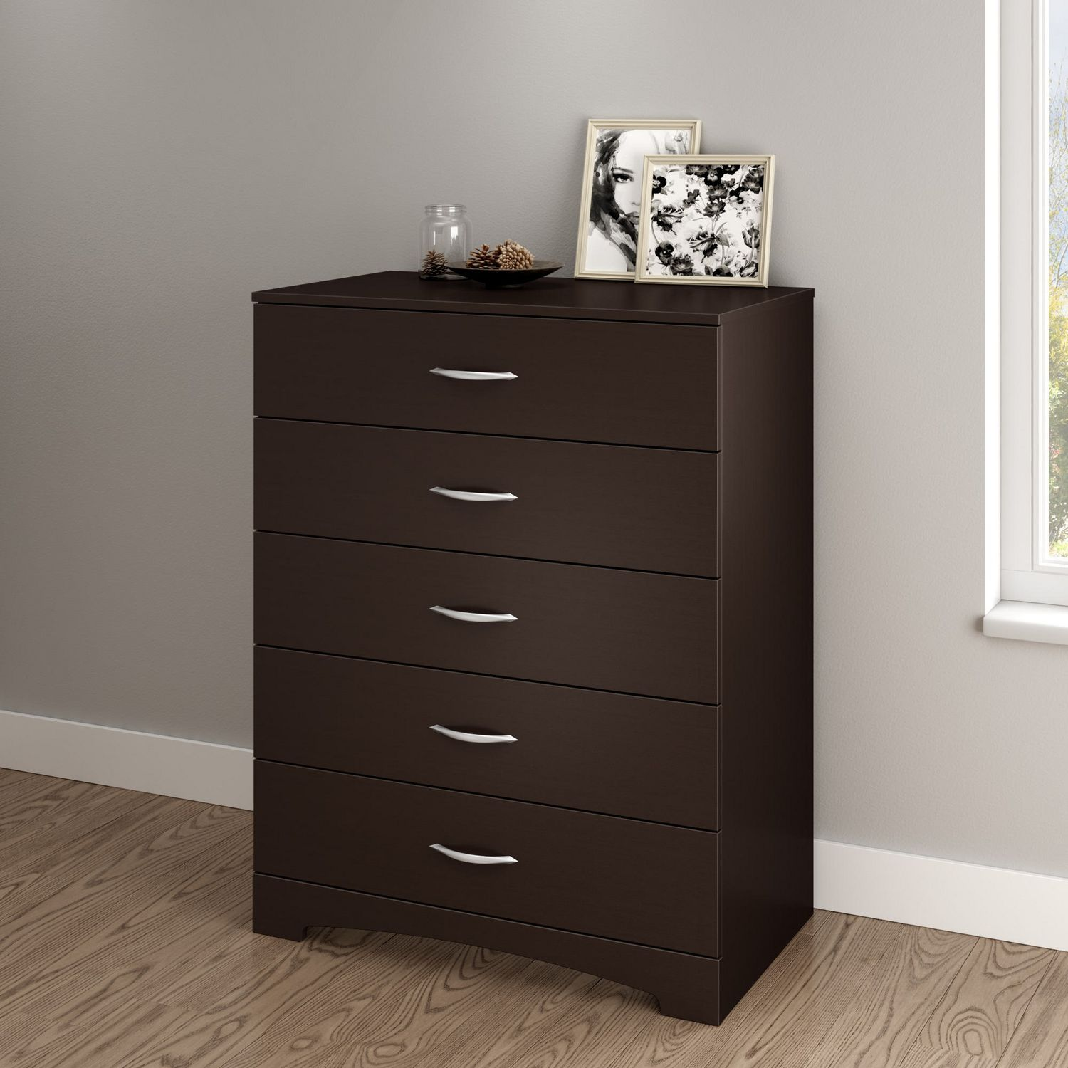 south shore soho collection drawer chest  walmartca -