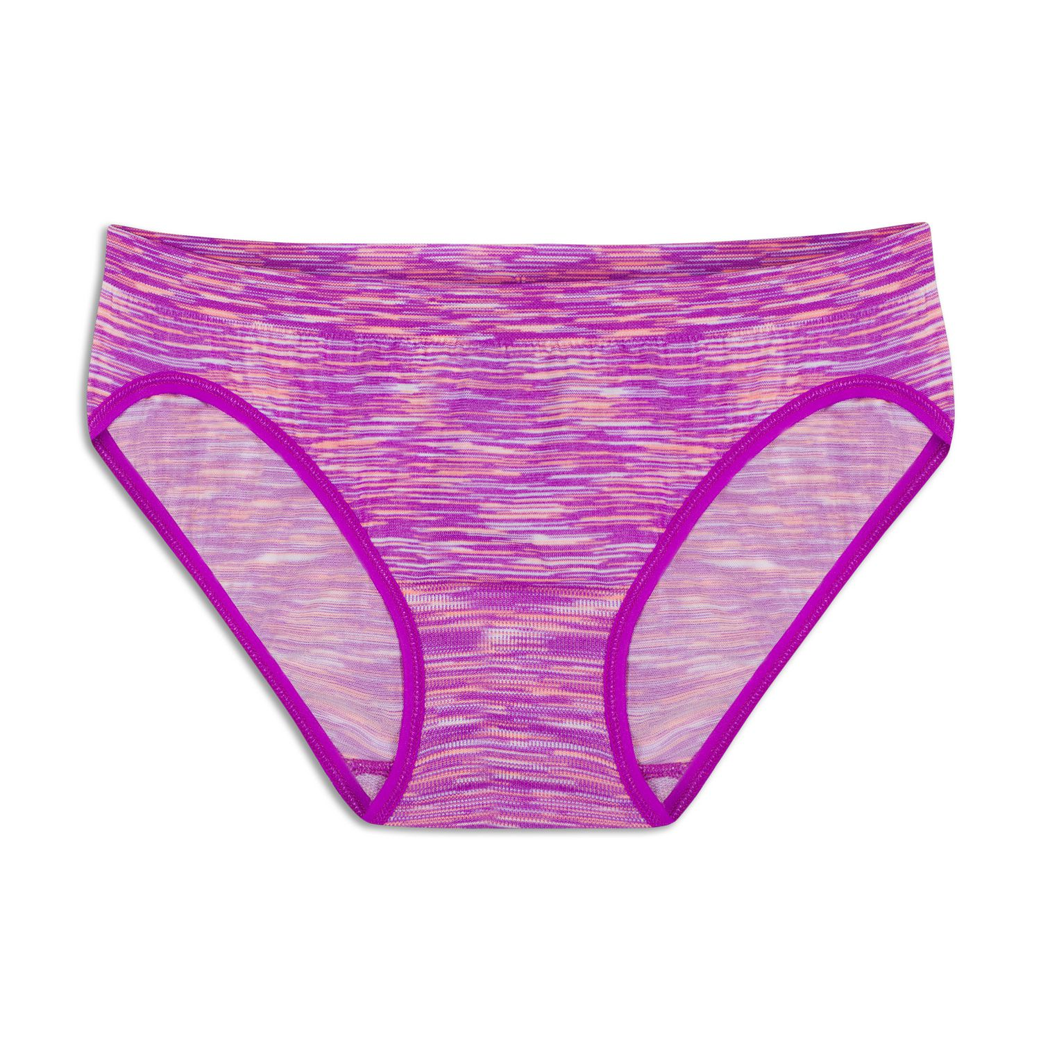 Fruit of the Loom Girls Girls Seamless Hipster 6-Pack Hipster