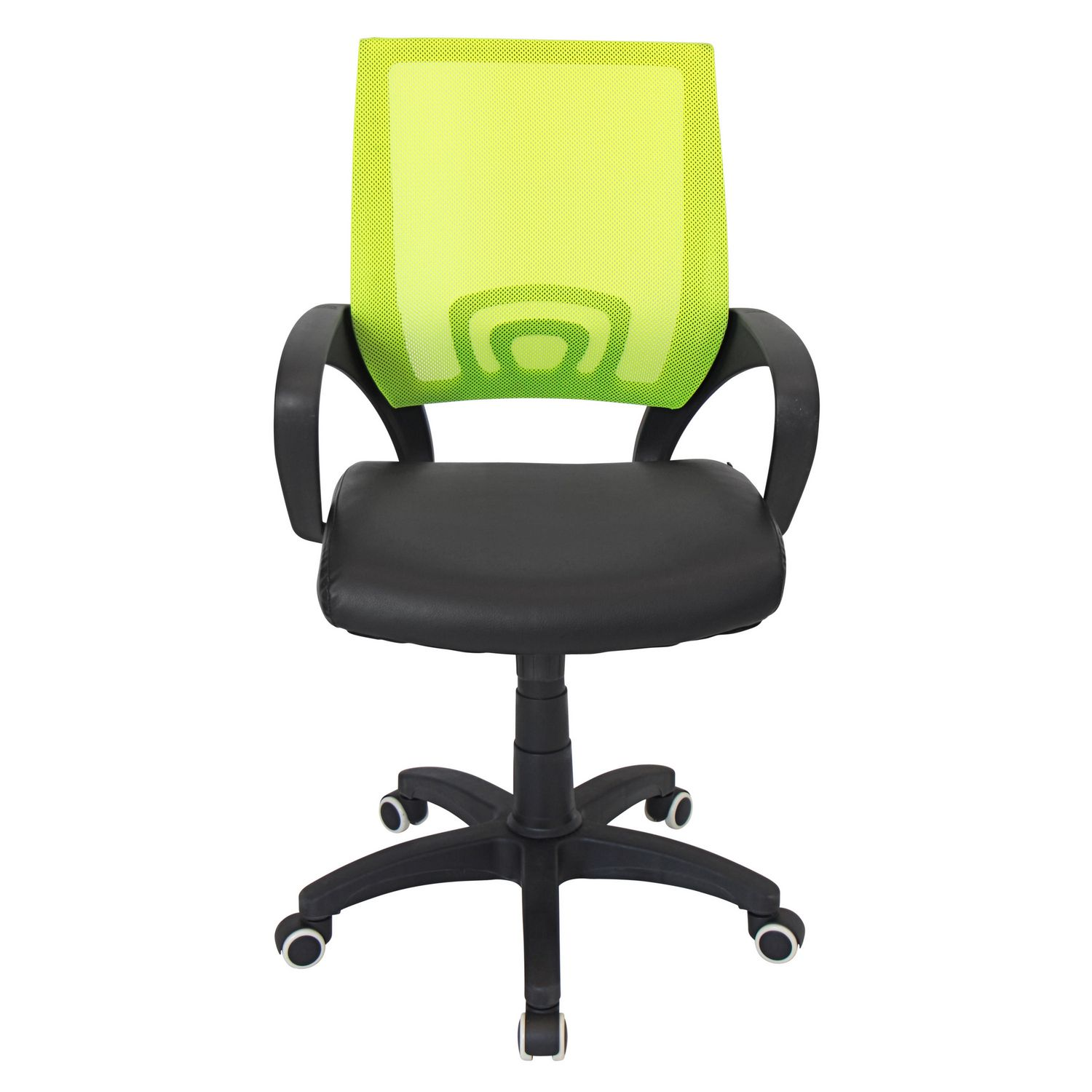 LumiSource ficer Lime Green fice Chair
