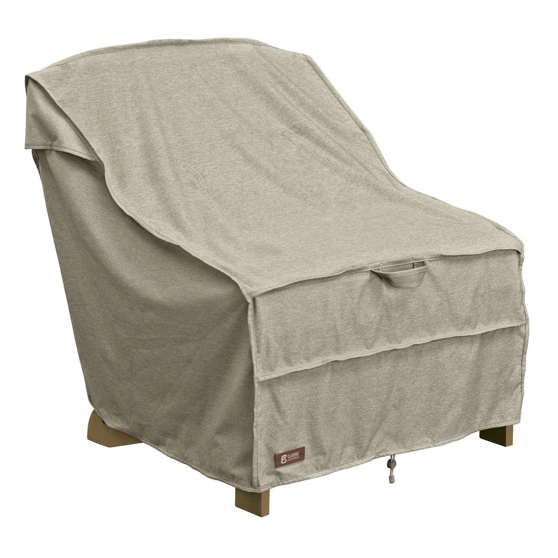 Montlake Fadesafe Accessories Meuble Avec Chaise Patio Robuste De D'extérieur Pour Revers Imperméable Housse Classic BoreWdQCx