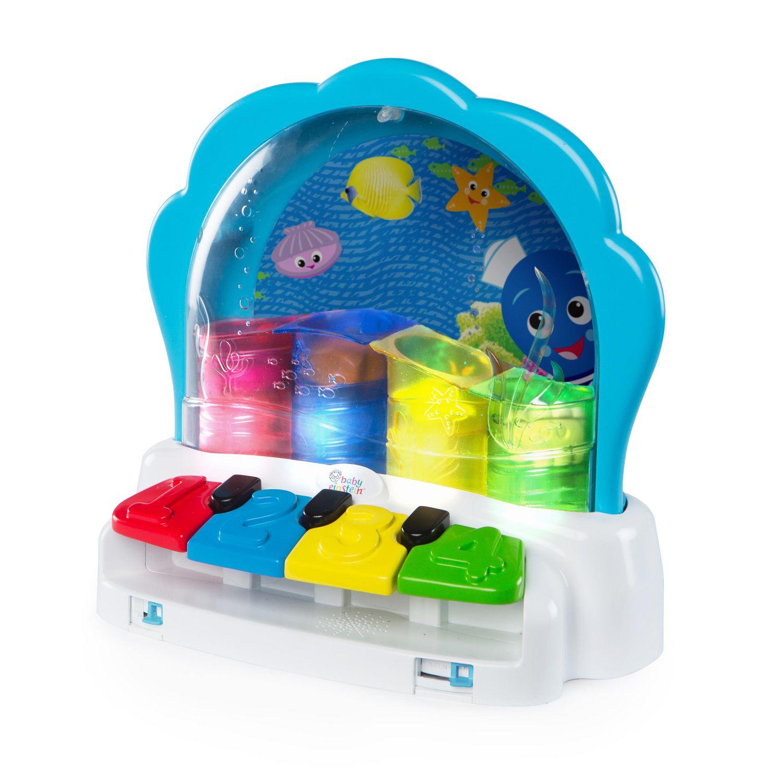 Baby Einstein Pop & Glow Toy Piano