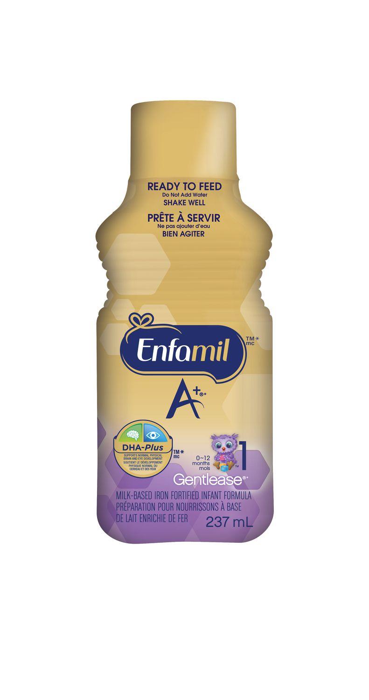 Enfamil A GentleaseR Infant Formula Ready To Feed Bottles
