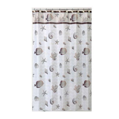 Shower Curtain Ebbtide
