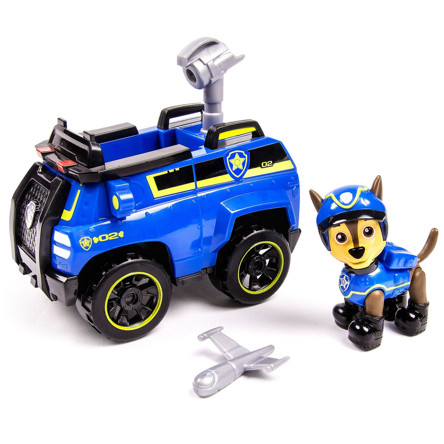 Charming PAW Patrol Chaseu0027s Spy Cruiser Toy Vehicle And Action Figure | Walmart  Canada