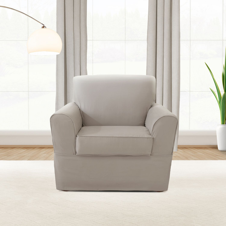 Surefit Sure Fit Westport Non Stretch Wrap Chair Slipcover