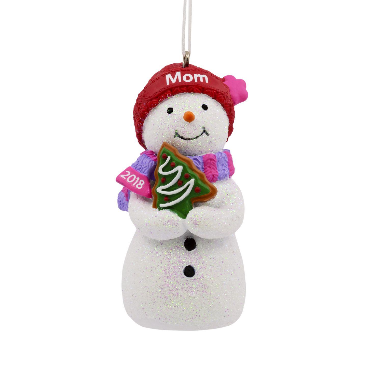 Hallmark Mom Snowman 2018 Christmas Ornament   Walmart Canada