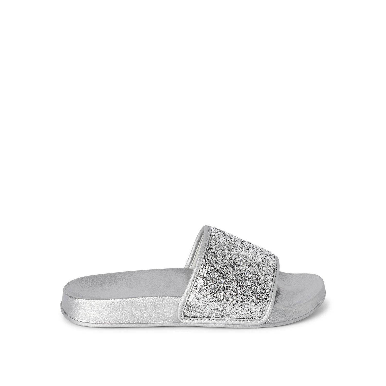 George Women's Glitter Slides | Walmart