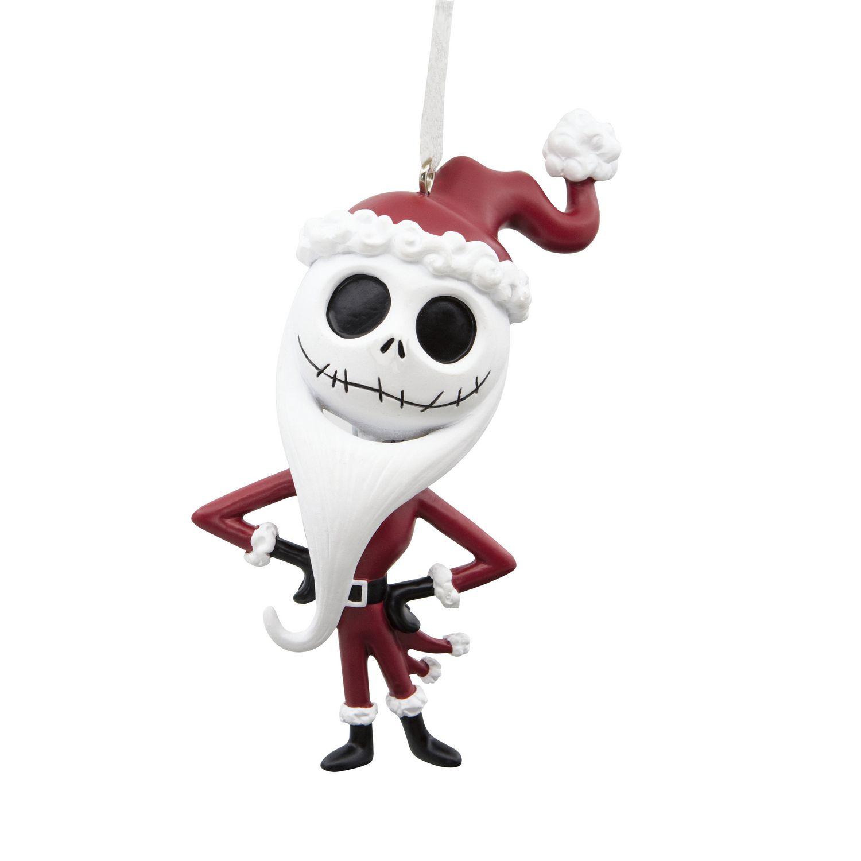 Hallmark Disney Nightmare Before Christmas Jack Skellington In Santa Outfit Christmas Ornament Walmart Canada 4.9 / 5 13 мнений. hallmark disney nightmare before